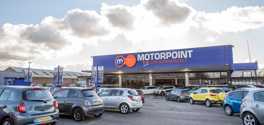 motorpoint derby used car supermarket nearly new cars. Black Bedroom Furniture Sets. Home Design Ideas