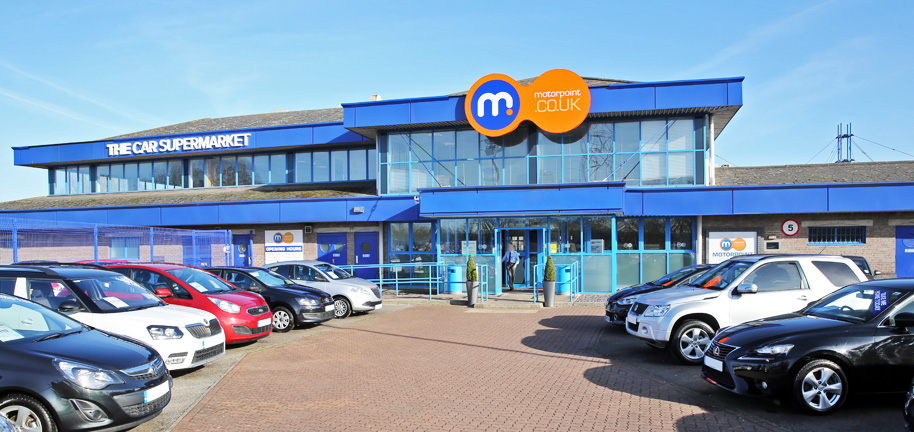 Motorpoint Newport Used Car Supermarket Nearly New Cars