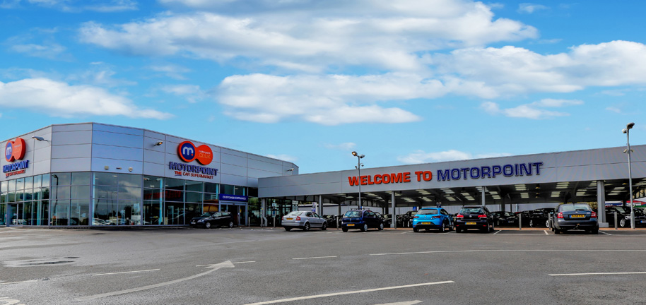 Motorpoint New Cars