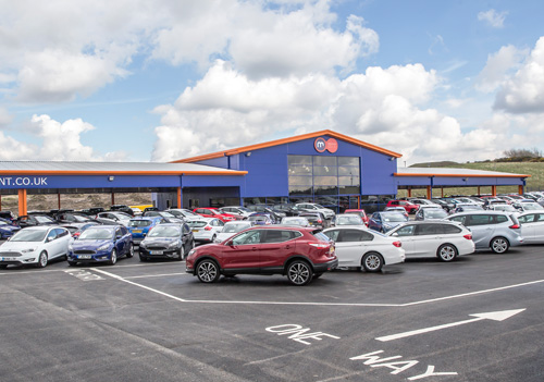Motorpoint Castleford, Used Car Supermarket, Nearly New