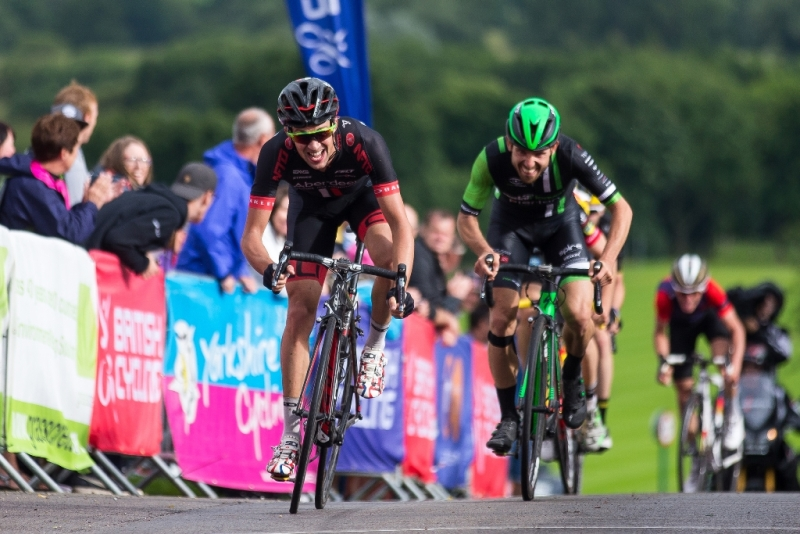 Ian Bibby from NFTO storms to victory at Ryedale GP