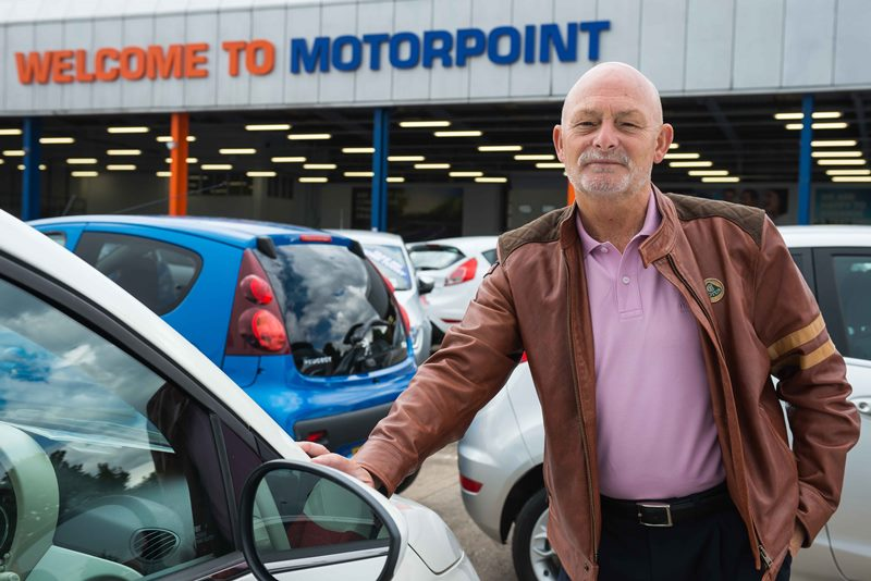 Ken Gibson, Motorpoint blogger and former Motoring Editor at The Sun