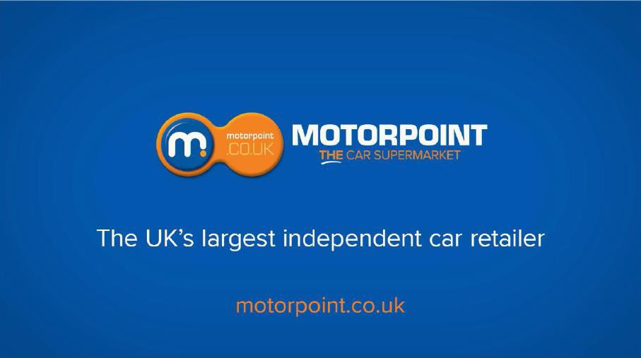 Motorpoint has launched a major new TV advertising campaign on ITV and Channel 4 (5)