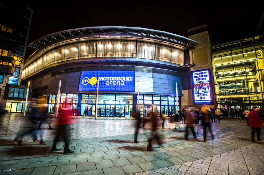 Hotels Near Motorpoint Arena Nottingham