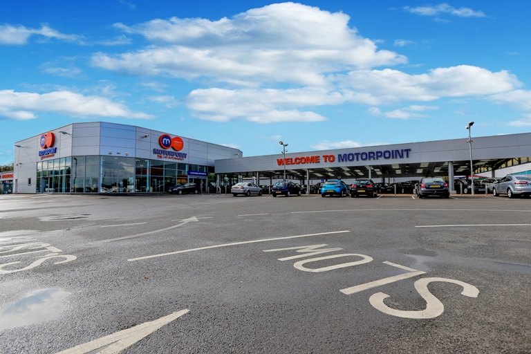 Motorpoint celebrates a decade of selling cars from Peterborough