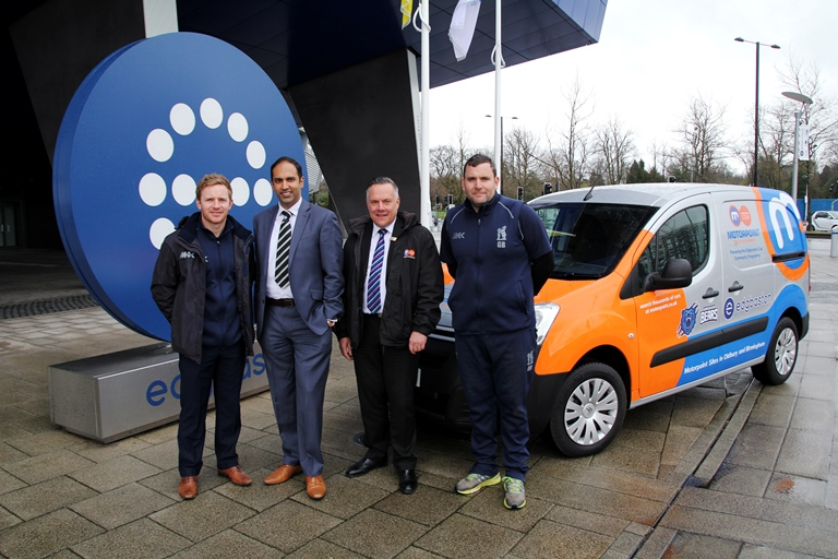 Edgbaston community team gets motoring with help from Motorpoint