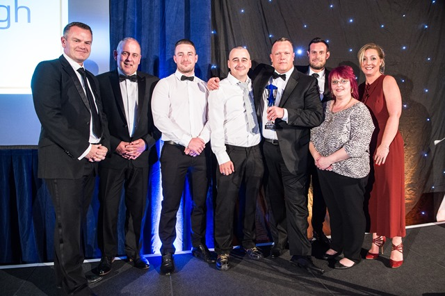 Peterborough named Motorpoint Site of the Year for 2017