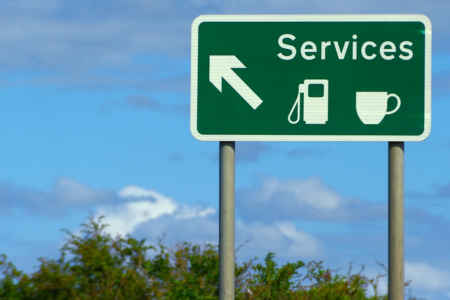 What makes a good service station?