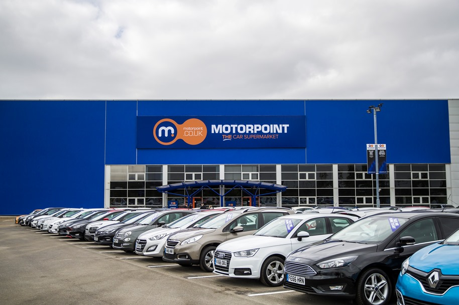 Motorpoint is looking to fill a number of vacancies at its branch on Europa Link in Sheffield
