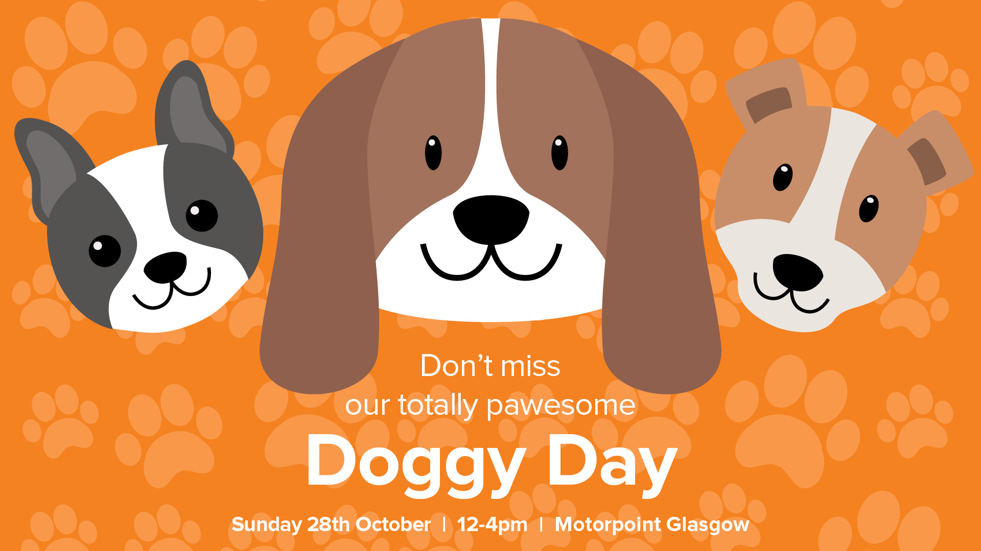 Motorpoint celebrates Dog's Trust partnership with special 'Doggy Day'