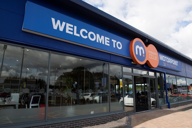 Motorpoint is set to re-open the doors to its branch in Glasgow on Monday, June 29 (1)
