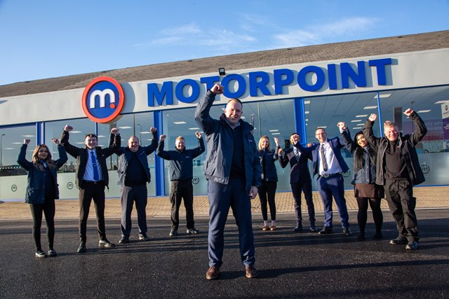 Motorpoint gets set to open new store in Stockton-on-Tees in time for Christmas