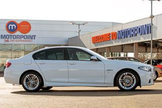 BMW 5 Series Review & Test Drive | Motorpoint