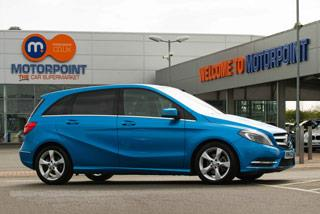Used Mercedes-Benz B Class Cars For Sale | Motorpoint