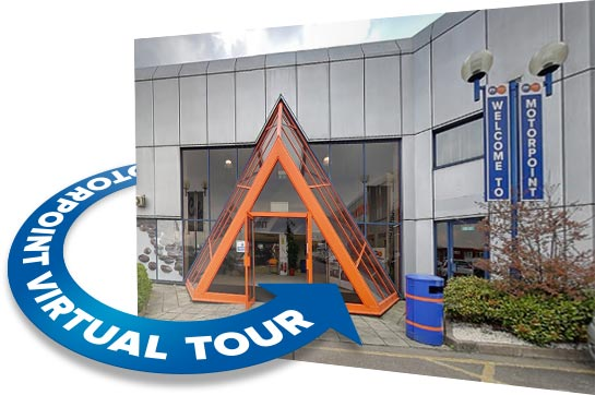 Motorpoint Birmingham Virtual Tour