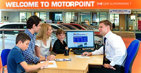 Motorpoint customers