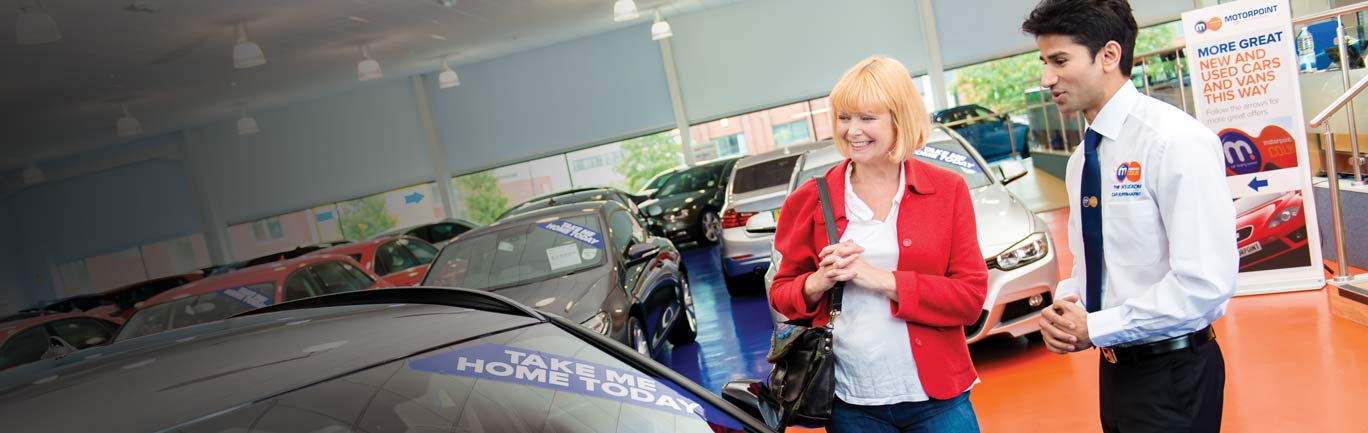 Why choose Motorpoint